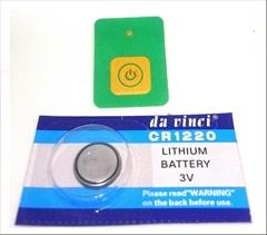 Servisní sada - krytka s přísvitem - Servisní sada pro výměnu baterie, u refraktometru s LED přístvitem.