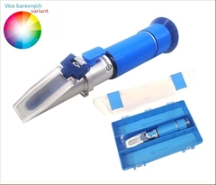 REF32-M |Refraktometr na kvas 0-32%Brix   - Refraktometr k sledovaní celého průběhu kvašení v jednotkách Brix o rozsahu 0-32%. > Více barevných variant