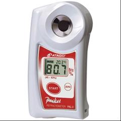 Atago PAL-2_45-93brix - Digitalní refraktometr PAL-2, rozsah: 45-93 % Brix, rozlišení: o,1 % Brix, odchylka +/- 0,2 % Brix