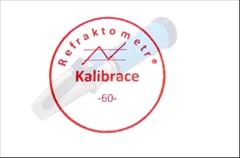 Kalibrace refraktometru