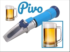 Refraktometry na Pivo