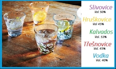 Refraktometry na Alkohol