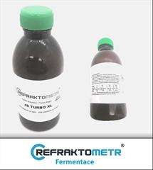 Turbo Kvasnice 48 TURBO XL - 48 TURBO XL. Čisté kmeny ušlechtilých kvasinek s přídavnými živinami.  Za 48h 14% alkoholu.  Pro cukerné a ovocné kvasy.