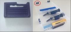 Náhradní klip na kufřík-Tmavě Modrá - Náhradní klip pro kufřík (SET) refraktometru.