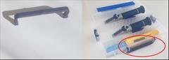 Náhradní rukojeť na Box -Tmavě Modrá - Náhradní rukojet pro kufřík (SET) refraktometru.