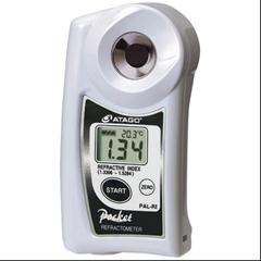 Atago_RI - Digitalní refraktometr PAL-Ri , Rozsah měření refrakčního indexu 1.3306 to 1.5284