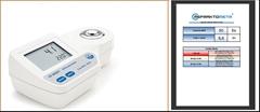 Digitalní refraktometr -0-85%brix_Water_in_Honey - Digitalní refraktometr k analýze obsahu vody v medu