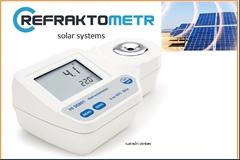 Digitalní refraktometr_Solar_Systems - Digitalní refraktometr k určení bodu tuhnutí -Ethylen_Glycol